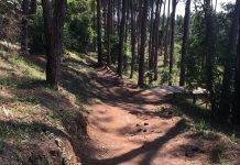 pista de moutain bike olímpico