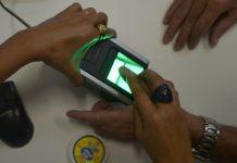 Recadastramento Biométrico-Urbanova