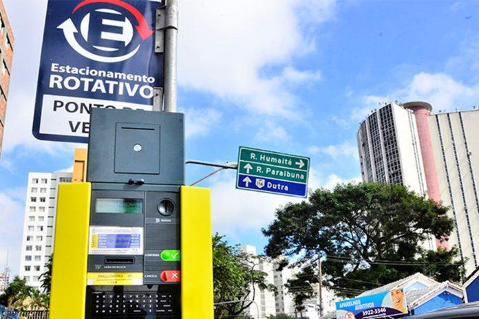 Estacionamento rotativo-urbanova
